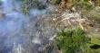 Incendio Via Parque Isla de Salamanca