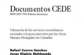 Valoración de los servicios ecosistémicos asociados a la pesca provistos por las Áreas Marinas Protegidas en Colombia